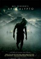 Apocalypto - Norwegian Movie Poster (xs thumbnail)