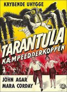 Tarantula - Danish Movie Poster (xs thumbnail)