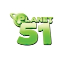 Planet 51 - Spanish Logo (xs thumbnail)