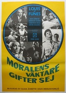Le gendarme se marie - Swedish Movie Poster (xs thumbnail)