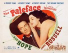 The Paleface - Movie Poster (xs thumbnail)