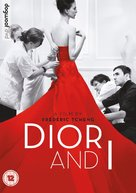 Dior and I - British DVD cover (xs thumbnail)