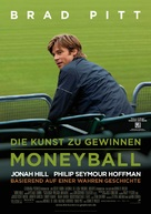 Moneyball - German Movie Poster (xs thumbnail)