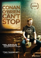 Conan O'Brien Can't Stop - DVD cover (xs thumbnail)