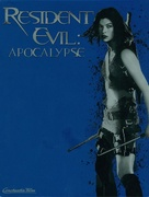 Resident Evil: Apocalypse - German Blu-Ray movie cover (xs thumbnail)