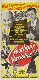 Footlight Varieties - Movie Poster (xs thumbnail)