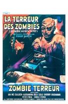 Zombi Holocaust - Belgian Movie Poster (xs thumbnail)