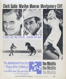 The Misfits - Movie Poster (xs thumbnail)