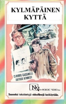 La polizia ha le mani legate - Finnish VHS movie cover (xs thumbnail)