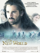 The New World - French Movie Poster (xs thumbnail)