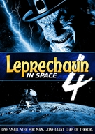 Leprechaun 4: In Space - DVD cover (xs thumbnail)