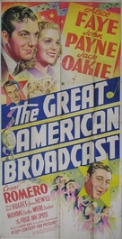 The Great American Broadcast - Movie Poster (xs thumbnail)