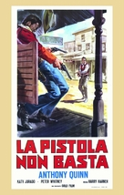 Man from Del Rio - Italian Movie Poster (xs thumbnail)