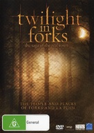 Twilight in Forks: The Saga of the Real Town - Australian DVD cover (xs thumbnail)