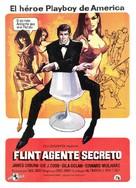 Our Man Flint - Spanish Movie Poster (xs thumbnail)