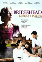 Brideshead Revisited - Brazilian Movie Cover (xs thumbnail)