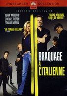 The Italian Job - French Movie Cover (xs thumbnail)