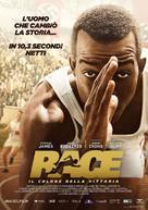 Race - Italian Movie Poster (xs thumbnail)