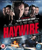 Haywire - British Blu-Ray cover (xs thumbnail)