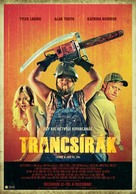 Tucker and Dale vs Evil - Hungarian Movie Poster (xs thumbnail)
