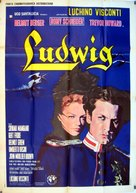 Ludwig - Spanish Movie Poster (xs thumbnail)