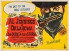 Al Jennings of Oklahoma - British Movie Poster (xs thumbnail)