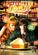 Toast - German Movie Poster (xs thumbnail)