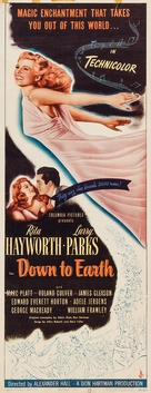 Down to Earth - Movie Poster (xs thumbnail)