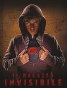 Il ragazzo invisibile - Italian Movie Poster (xs thumbnail)