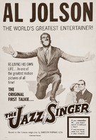 The Jazz Singer - Re-release movie poster (xs thumbnail)