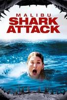 Malibu Shark Attack - DVD cover (xs thumbnail)