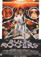 Buck Rogers in the 25th Century - German Movie Poster (xs thumbnail)
