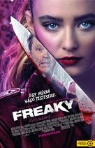 Freaky - Hungarian Movie Poster (xs thumbnail)
