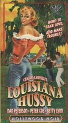 Louisiana Hussy - VHS cover (xs thumbnail)