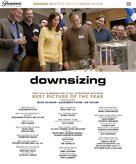Downsizing - For your consideration movie poster (xs thumbnail)