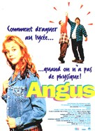 Angus - French Movie Poster (xs thumbnail)