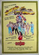 D.C. Cab - Swedish Movie Poster (xs thumbnail)
