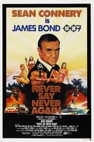 Never Say Never Again - Australian Movie Poster (xs thumbnail)