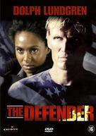 The Defender - Dutch DVD cover (xs thumbnail)