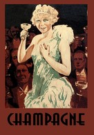 Champagne - British Movie Cover (xs thumbnail)