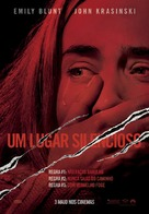 A Quiet Place - Portuguese Movie Poster (xs thumbnail)