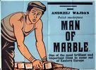 Czlowiek z marmuru - British Movie Poster (xs thumbnail)