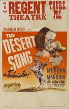 The Desert Song - Movie Poster (xs thumbnail)