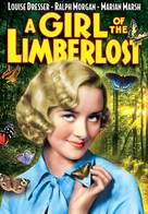 A Girl of the Limberlost - DVD cover (xs thumbnail)