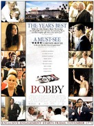 Bobby - For your consideration movie poster (xs thumbnail)