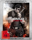 The Expendables 3 - German Blu-Ray movie cover (xs thumbnail)
