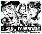 Home from the Hill - Spanish poster (xs thumbnail)