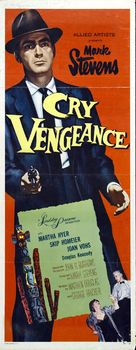 Cry Vengeance - Movie Poster (xs thumbnail)