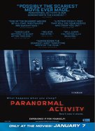 Paranormal Activity - New Zealand Movie Poster (xs thumbnail)