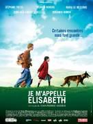 Je m'appelle Elisabeth - French poster (xs thumbnail)